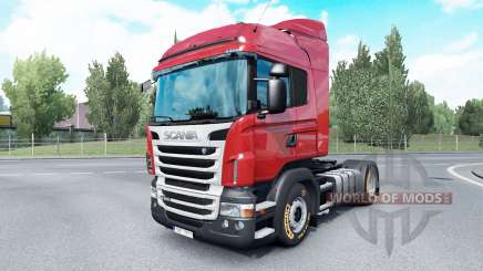 Scania G380 Highline 2009 for Euro Truck Simulator 2