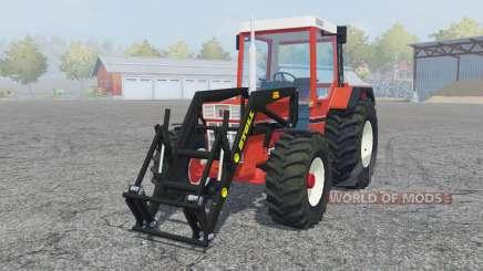 International 844 XL front loader for Farming Simulator 2013