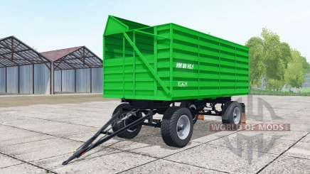 Conow HW 80 V5.1 vivid malachite for Farming Simulator 2017