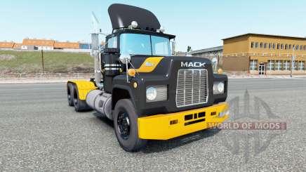 Mack R600 Day Cab 6x4 for Euro Truck Simulator 2
