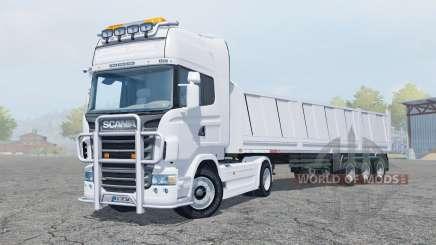 Scania R560 Highline for Farming Simulator 2013