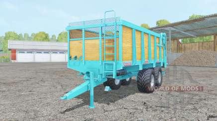 Crosetto SPL180 for Farming Simulator 2015