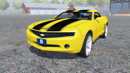 Chevrolet Camaro 2010 for Farming Simulator 2013