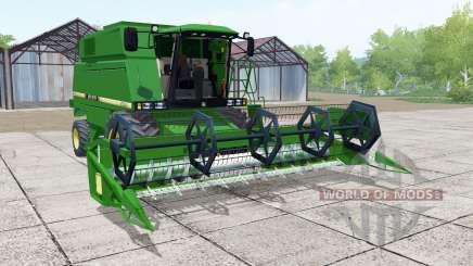 John Deere 2064 pantone green for Farming Simulator 2017