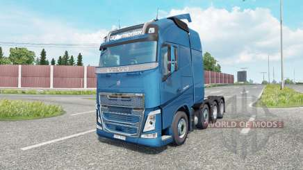 Volvo FH16 750 8x4 Globetrotter XL for Euro Truck Simulator 2