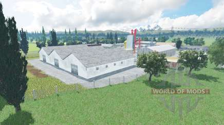 Szarvas for Farming Simulator 2015