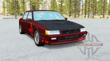 Ibishu Pessima 1988 V6 Drift v1.2 for BeamNG Drive