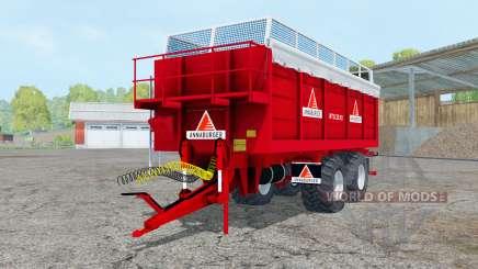 Annaburger HTS 22.12 pure red for Farming Simulator 2015