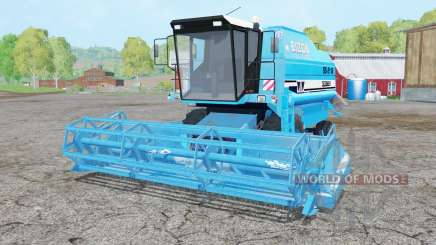 Bizon BS-5110 vivid sky blue for Farming Simulator 2015