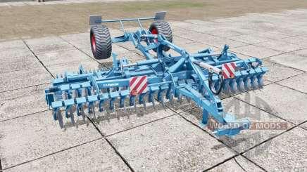 Lemken Heliodor 9-600 KA v1.3 for Farming Simulator 2017