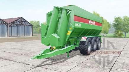 Bergmann GTW 430 pigment green for Farming Simulator 2017
