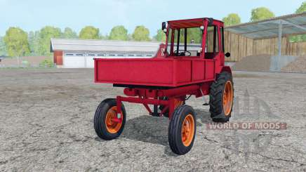 T-16M bright red color for Farming Simulator 2015