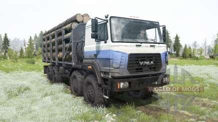 Ural-M 532362-70 for MudRunner