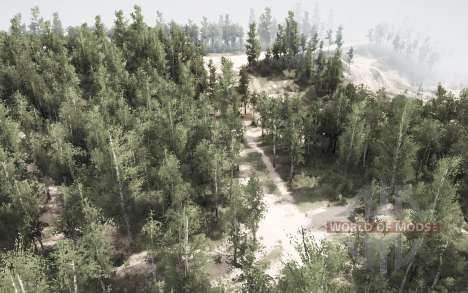 Jeep-trial for Spintires MudRunner