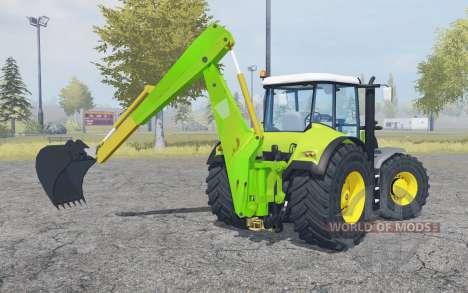 Claas Arion 640 for Farming Simulator 2013