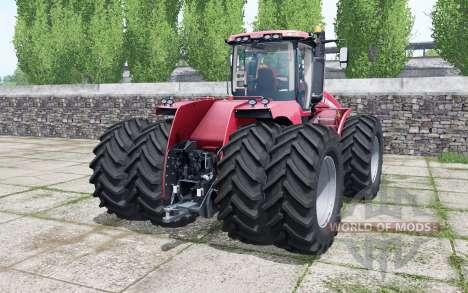 Case IH Steiger 580 for Farming Simulator 2017