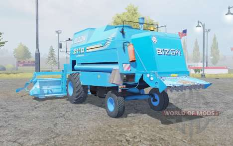 Bizon BS Z110 for Farming Simulator 2013