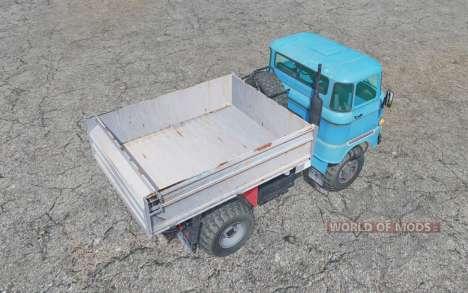 IFA W50 LA for Farming Simulator 2013