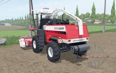 Don-680M for Farming Simulator 2017