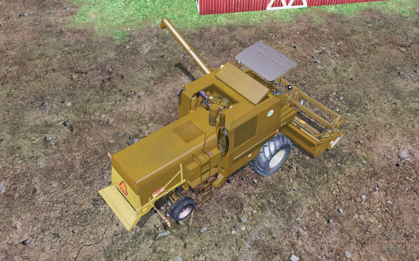 Bizon Z056 Pack For Farming Simulator 2015