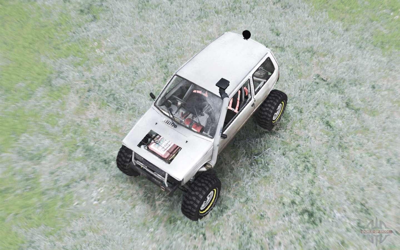 VAZ-1111 Oka Off-road For Spin Tires