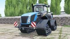 New Holland T9.700 SmartTrax spanish sky blue for Farming Simulator 2017