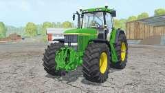 John Deere 7810 front loadeᶉ for Farming Simulator 2015