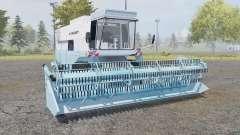 Fortschritt E 516 soft cyan for Farming Simulator 2013