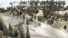 Rivers of the Urals for MudRunner