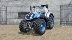 New Holland T7 Heavy Duty for Farming Simulator 2017