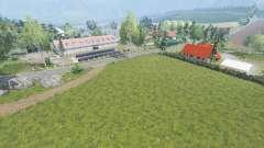 Feldkirchen for Farming Simulator 2013