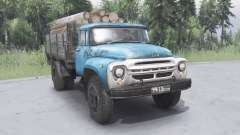 ZIL-130 1964 for Spin Tires