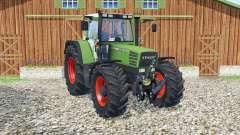 Fendt Favorit 515C Turbomatik FL for Farming Simulator 2015