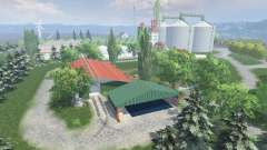 Agrarfrost v8.1 for Farming Simulator 2013