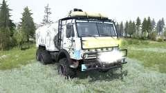 KamAZ-43114 for MudRunner