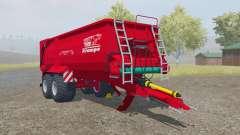 Krampe Bandit 750 change bodywork for Farming Simulator 2013