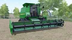 John Deere 1550 wheels selection for Farming Simulator 2017