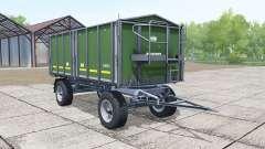 Brantner Z 18051 wheels selection for Farming Simulator 2017