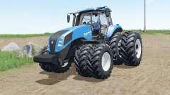 New Holland T8 brazilian version for Farming Simulator 2017