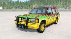 Gavril Roamer Tour Car Beamic Park v3.0 for BeamNG Drive