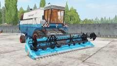 Fortschritt E 516 B dark turquoise for Farming Simulator 2017