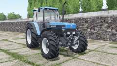 New Holland 8340 new engine sound for Farming Simulator 2017