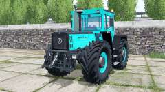 Mercedes-Benz Trac 1800 Intercooler turquoiʂe for Farming Simulator 2017