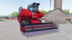 SK-6 Kolos red color for Farming Simulator 2017