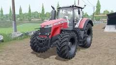 Massey Ferguson 8700S for Farming Simulator 2017