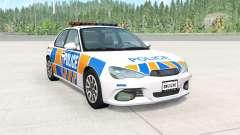 Hirochi Sunburst New Zealand Police v0.4 for BeamNG Drive