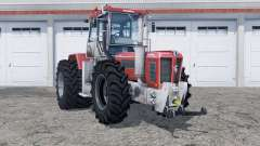 Schluter Super-Trac 2500 VL added rear wheels for Farming Simulator 2013