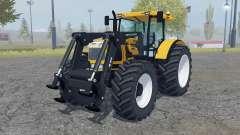 Renault Atles 926 front loader for Farming Simulator 2013
