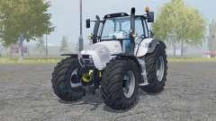 Hurlimann XL 130 balloon wheels for Farming Simulator 2013