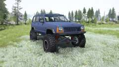 Jeep Cherokee (XJ) 1996 for MudRunner